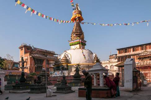 Stpa, Kathmandu