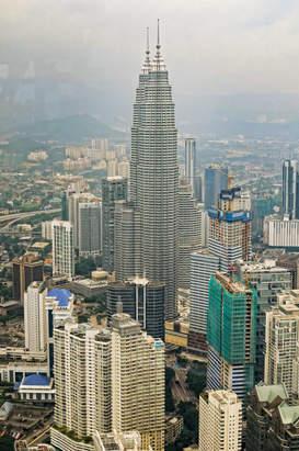 Wieże Petronas, Kuala Lumpur