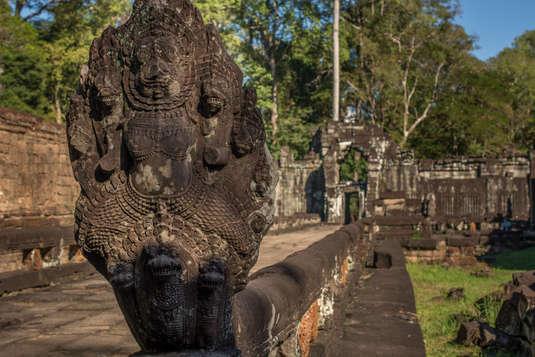 Świątynia Preah Khan, Kambodża