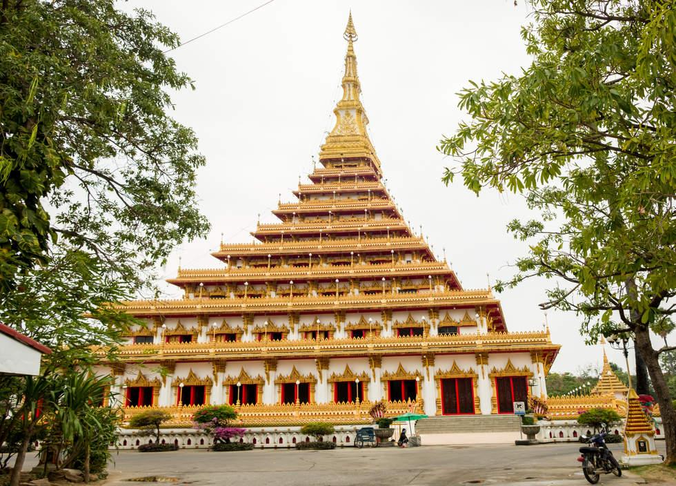 Wat Nong Waeng, Khon Kaen