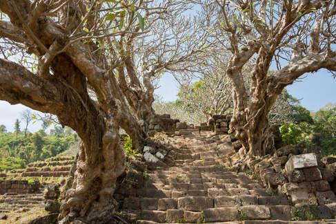 Świątynia Wat Phu, Champasak, Laos