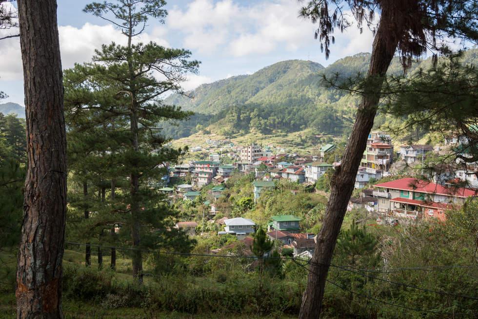 Miasteczko Sagada, Filipiny