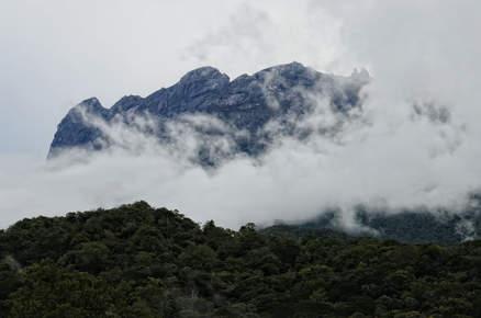 Góra Kinabalu, Sabah, Borneo