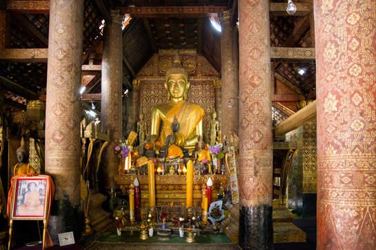 Budda, Luang Prabang