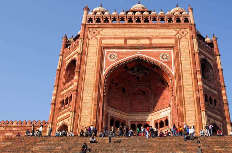 Brama Zwycięstwa - Buland Darwaza