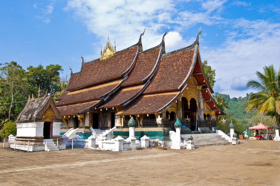 Wat Xieng Thong, Luangprabang