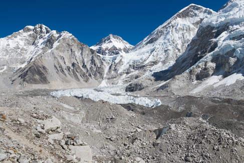 Lodowiec Khumbu