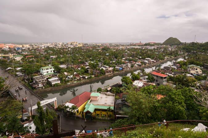 Legazpi, Filipiny