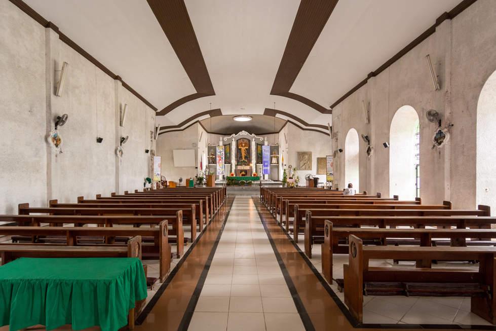 Kościół Daraga, Legaspi, Filipiny