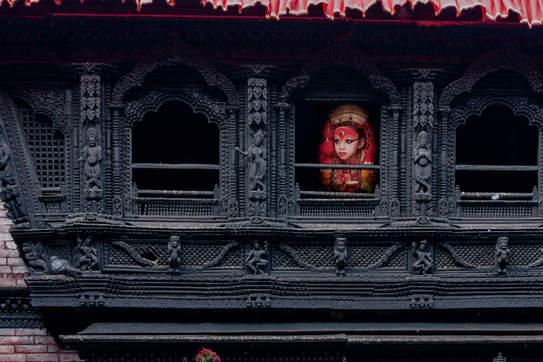 Bogini Kumari, Kathmandu