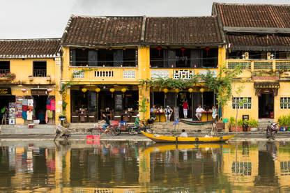 Zabytkowe Kamienice Hoi An, Wietnam