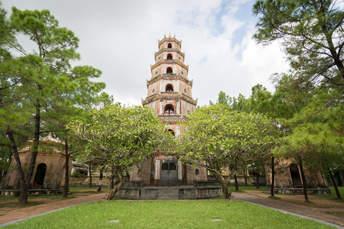 Świątynia Thien Mu, Hue