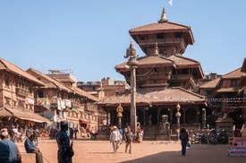 Świątynia Dattatraya, Bhaktapur