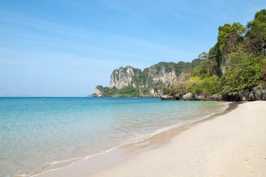 Plaża Railay, Krabi