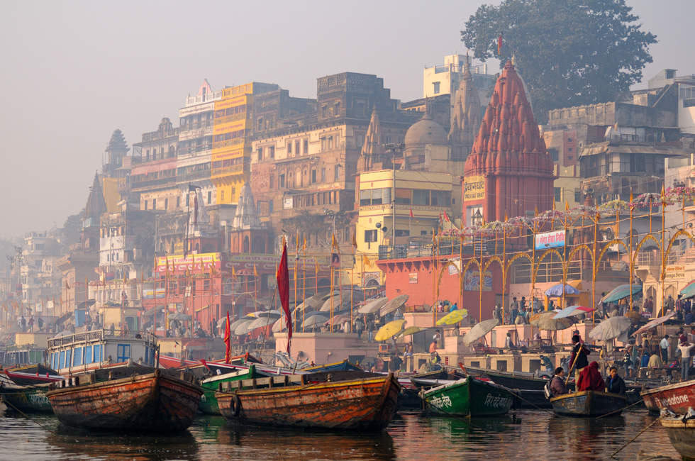 Ghaty nad Gangesem