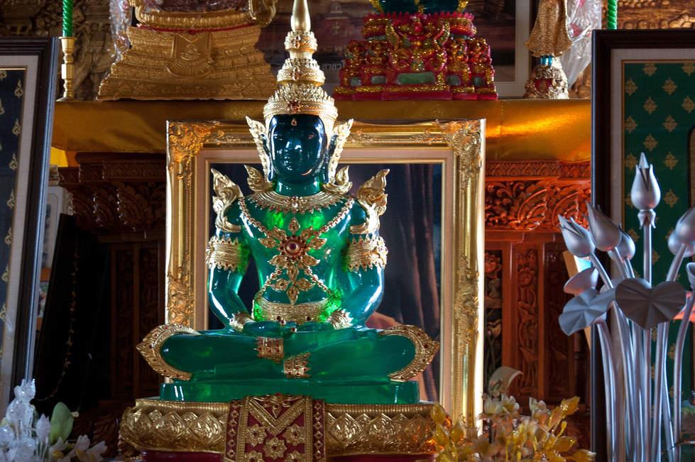 Szmaragdowy Budda, Chiang Mai