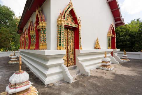 Świątynia na wyspie Koh Pha Ngan