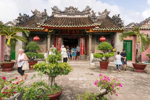 Świątynia, Hoi An