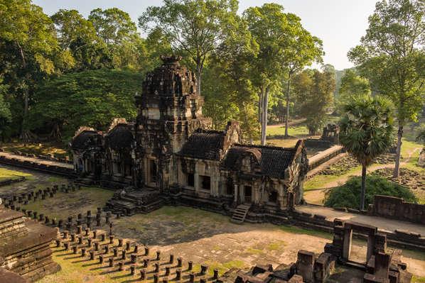 Siwątynia Baphuon, Angkor, Kambodża. Fotografia Maciej Rutkowski