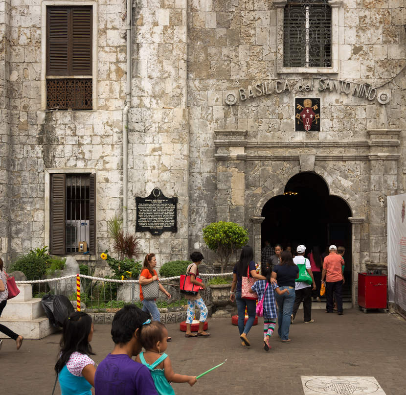Bazylika del Santo Niño, Cebu