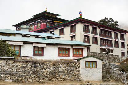Klasztor w Tengboche