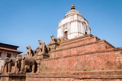 Świątynia w Bhaktapur