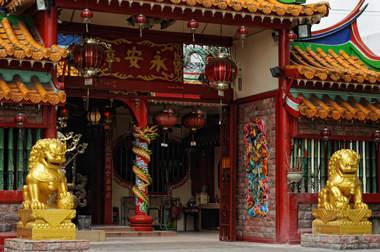 Świątynia, Kuching