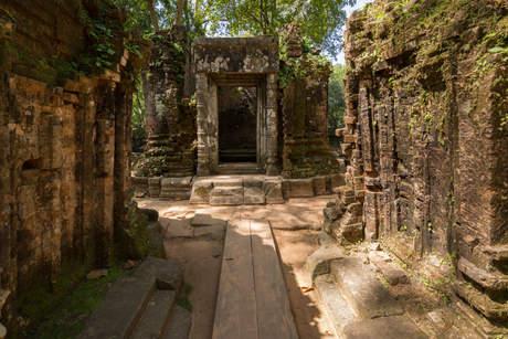 Świątynie w Koh Ker