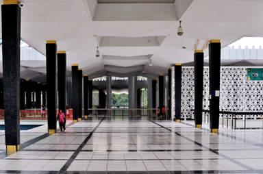 Meczet, Kuala Lumpur