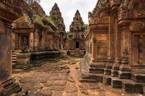 Banteay Srei, Kambodża
