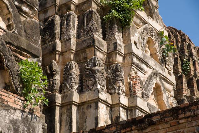 Park Historyczny Sukhothai, Tajlandia