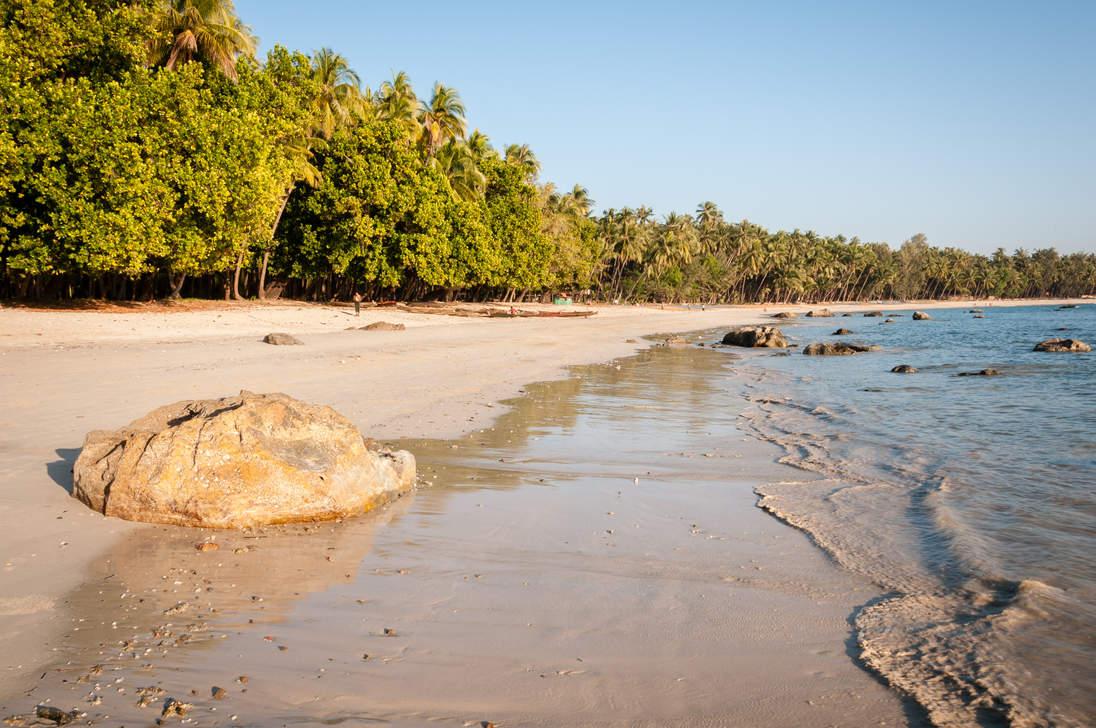 Plaża Ngapali, Myanmar