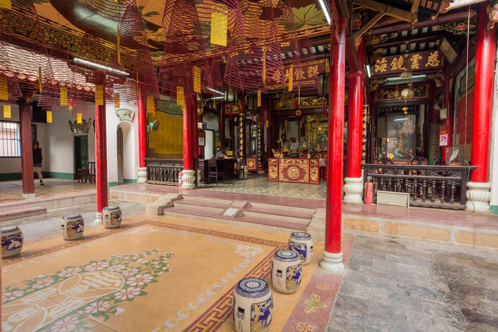 Świątynia w Hoi An