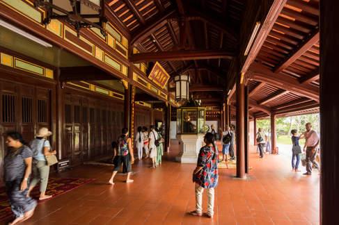 Swiątynia w Hue