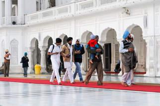 Sikhijscy Pielgrzymi