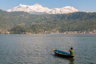 Phewa Tal i Himalaje, Pokhara