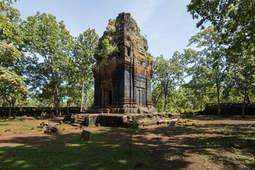 Wieża w Koh Ker