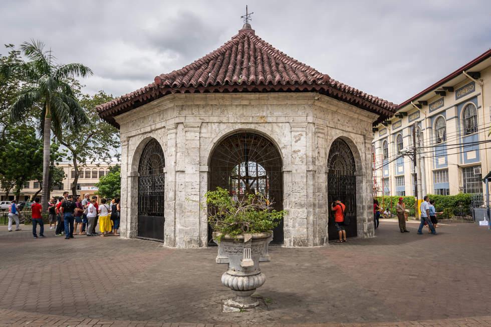 Kaplica Magellana, Cebu City