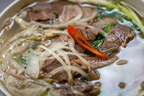 Najlepsza zupa Pho w Hanoi