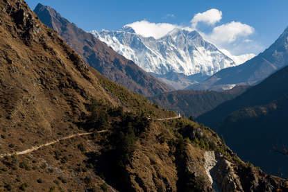 Everest i Lhotse