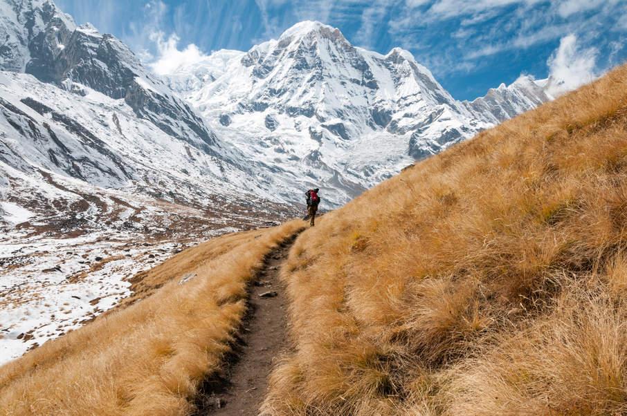 Trekking do Bazy Pod Annapurną