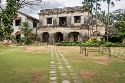 Hiszpański Fort, Cebu City