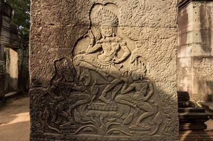 Apsary w Bayon