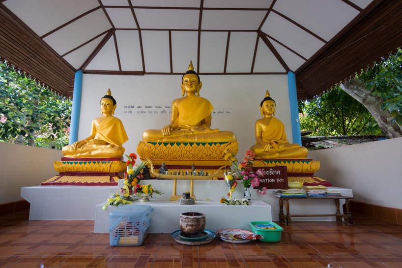 Świątynia Buddyjska na Koh Pha Ngan