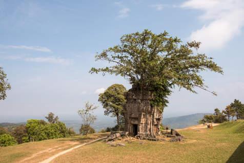Świątynia Preah Vihear, Kambodża