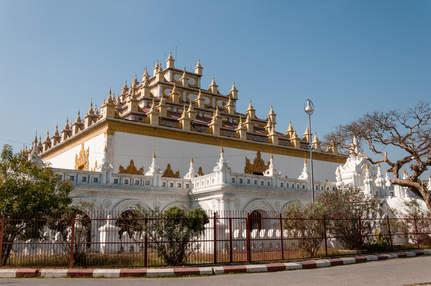 Klasztor Atumashi, Mandalay