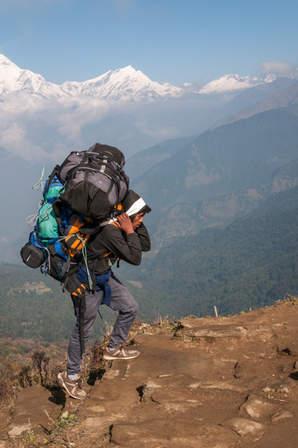 Porter, Himalaje