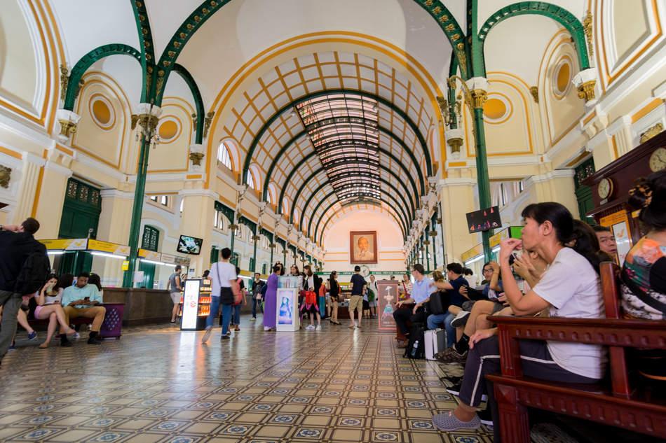 Poczta, Ho Chi Minh City