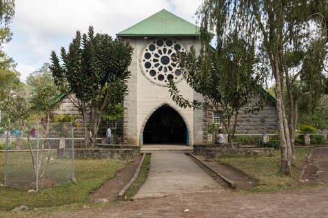 Kościół, Sagada