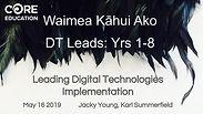 DT leads copy of Waimea Kahui Ako DT Lea